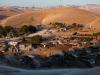 A aldeia de Khan al-Ahmar. Foto: REUTERS/Mohamad Torokman